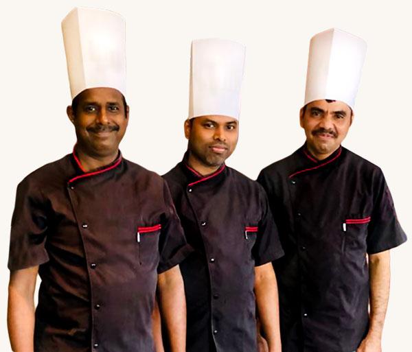 Indischer Koch