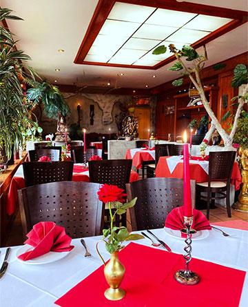 Madras Vanakam Indisches Restaurant Göttingen